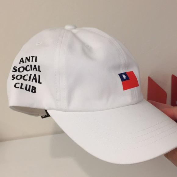 7917a3206e4 Anti Social Social Club Accessories